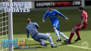 FIFA11 EA官方PC冬季转会补丁【DB修正版】