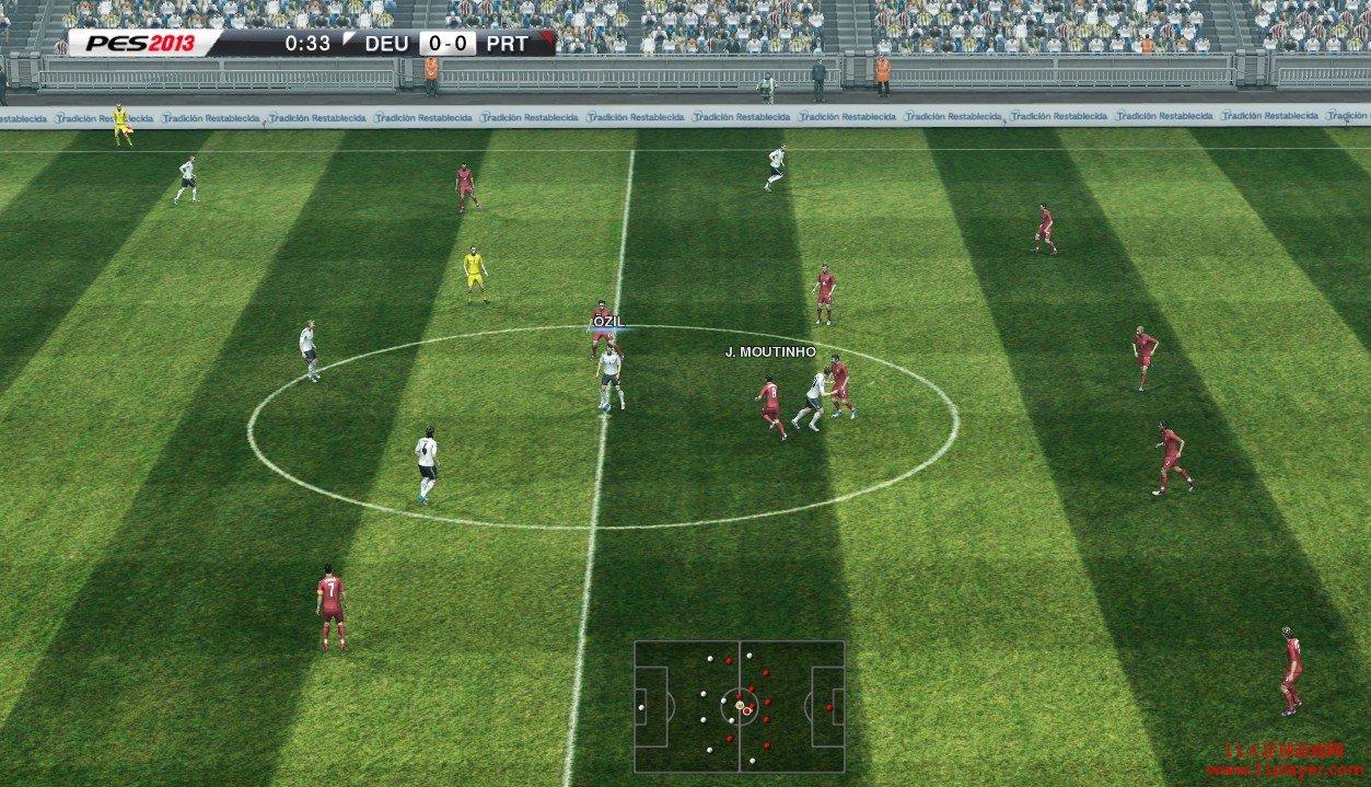 实况足球_《实况足球2013》demo1之高清球场草皮魔毯 v2.