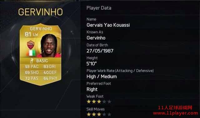 FIFA15 - 11人足球网