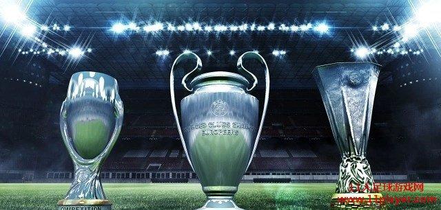PES2016 重获欧足联三大杯赛的独家授权,谁说