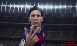 FIFA16 进球庆祝动作介绍,失败滑轨也算庆祝?