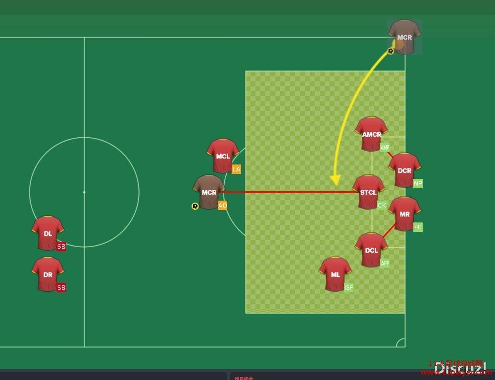 FM2018 分享一个进球率比较高的角球战术