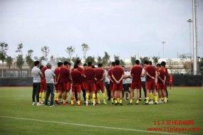 里皮:通过重要热身调整国脚状态 为亚洲杯做准备